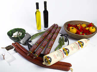 Ezzo Pepperoni and Salami Product Line